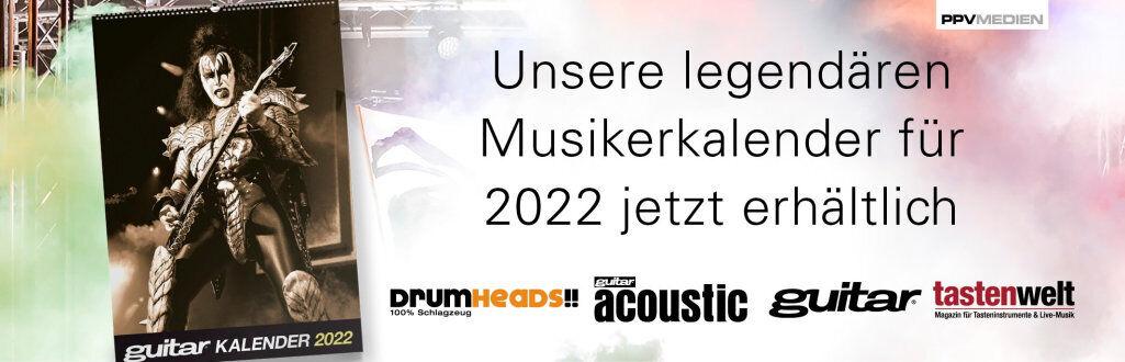 Musiker-Kalender 2022
